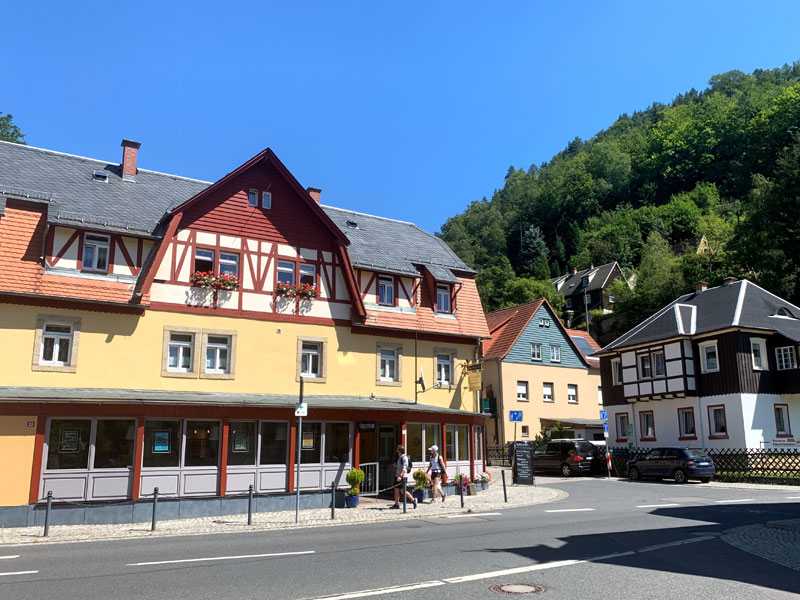 Pension Grenzeck